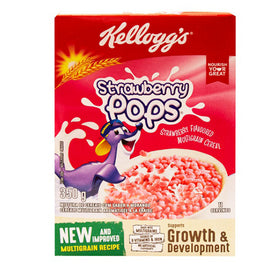 Kelloggs Strawberry Pops