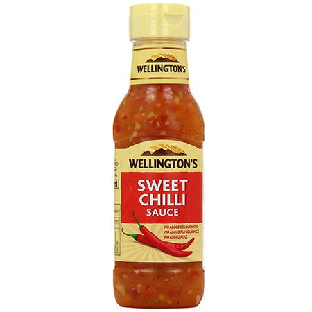 Wellington's Sweet Chilli Sauce 375ml