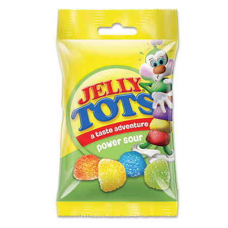 Jelly Tots - Power Sour