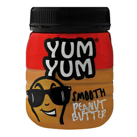 Yum Yum Peanut Butter Smooth 400g