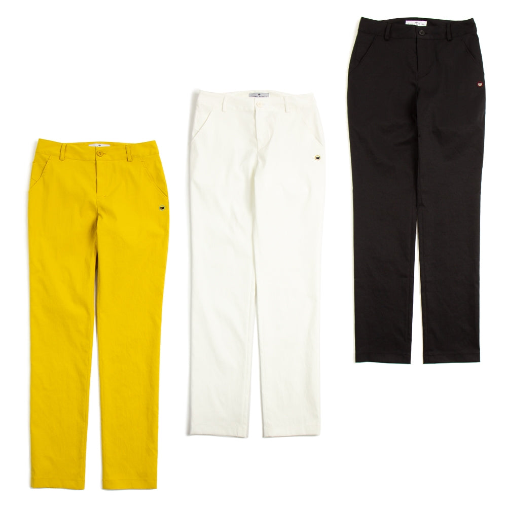 【19MSS-14】banana embroidered pants (30%OFF)