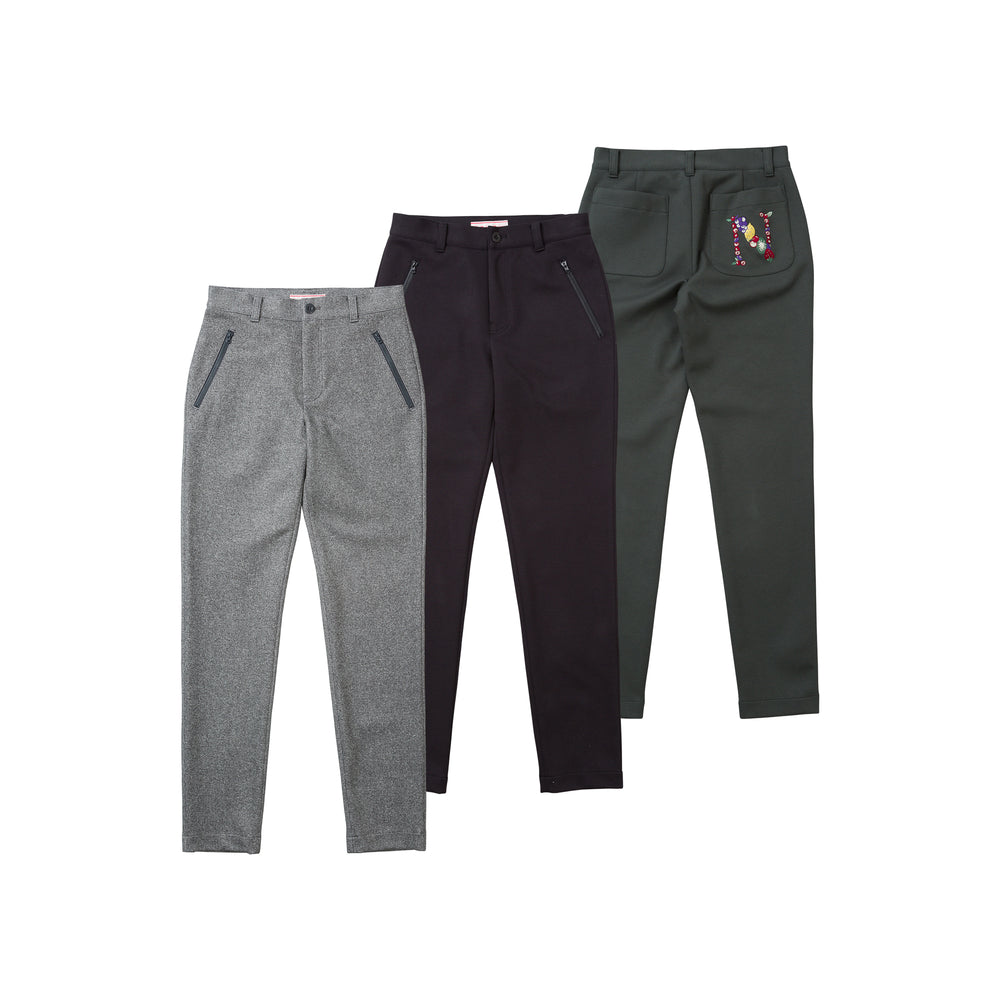 new【5882】Down pants