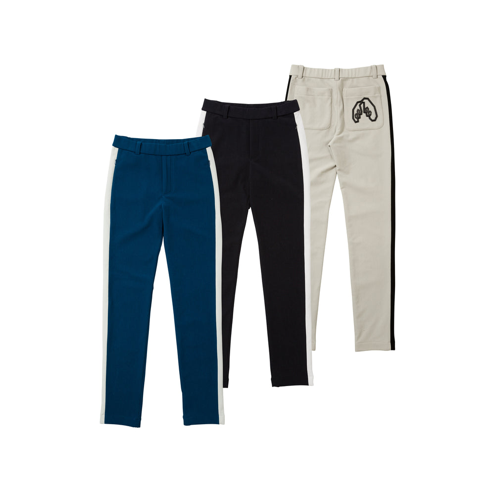 new【5881】Side switching pants
