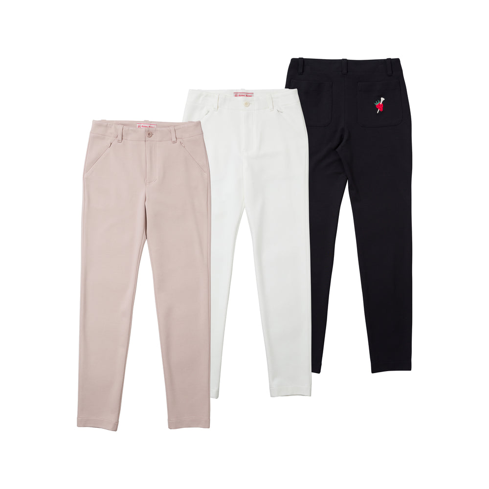 new【5875】 Straight Stretch Pants
