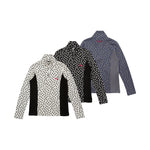 new【80642】dot pullover