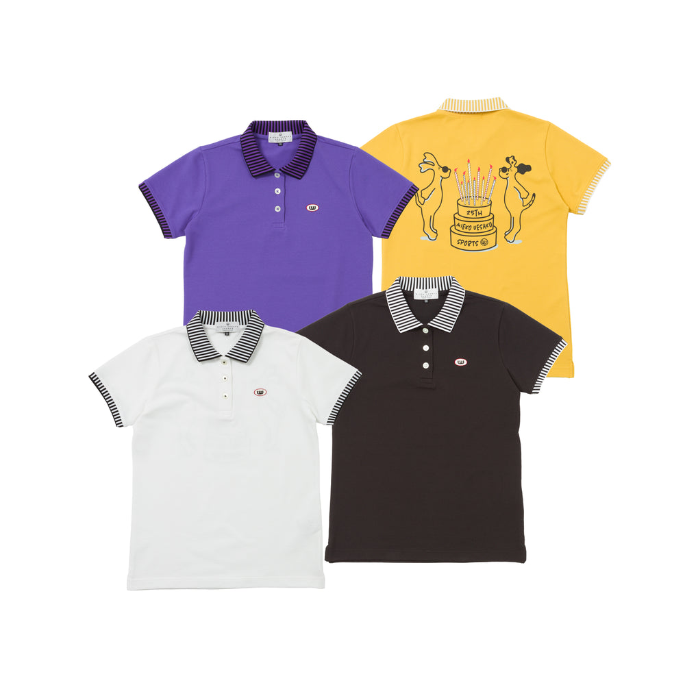 【20MSS-24】25th Anniversary Polo Shirt