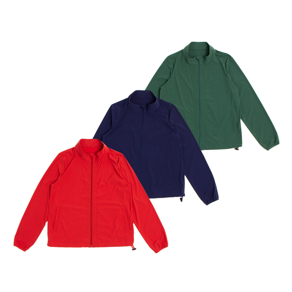 [3749] Stretch windbreaker (30% OFF)
