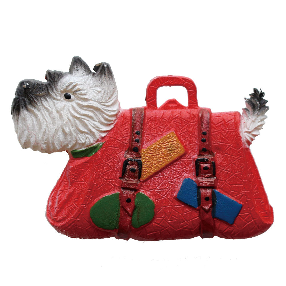 Terrier (bag) brooch