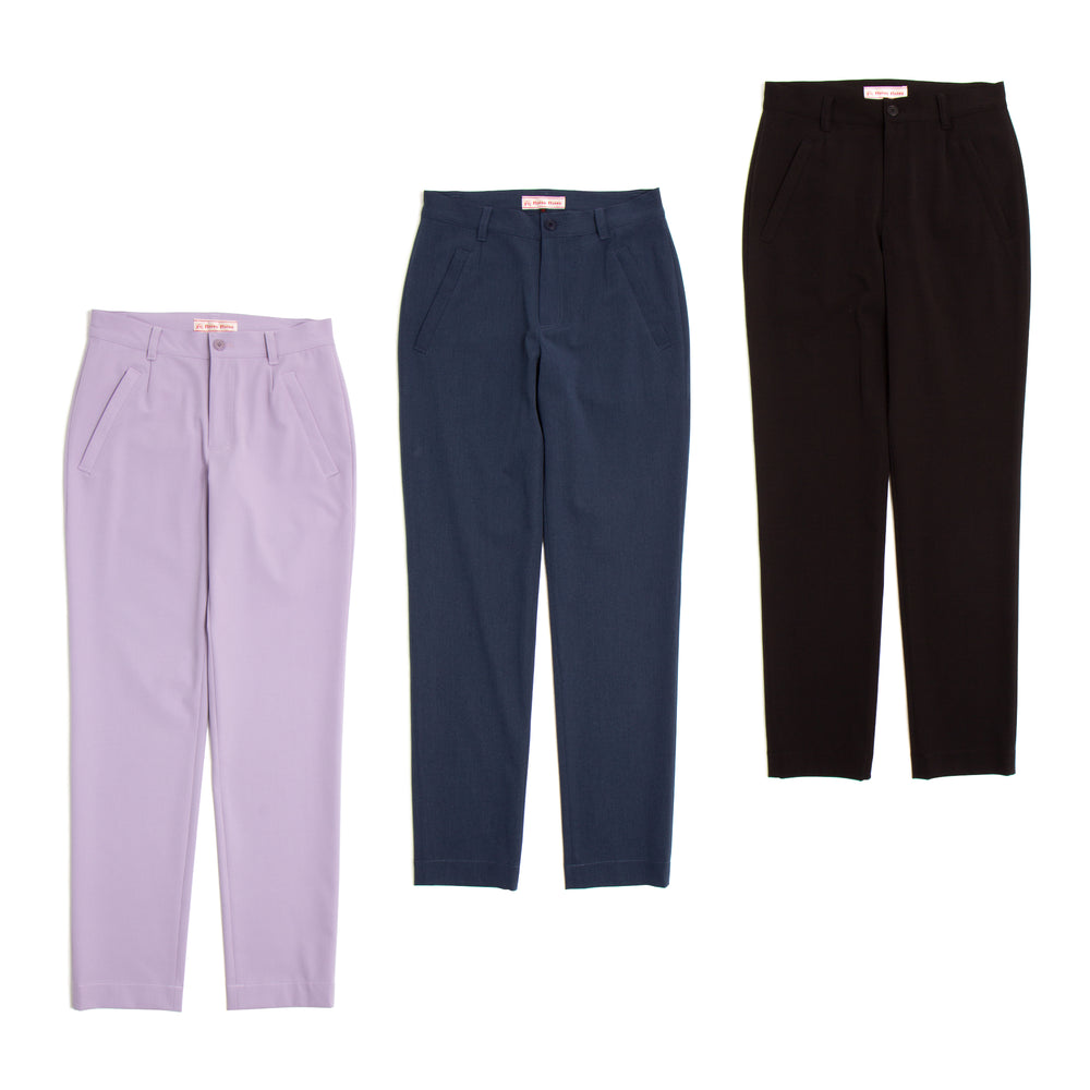 [5809B] Straight pants (not eligible for discounts)