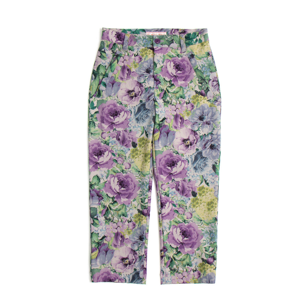 [5815] Flower sabrina pants (30% off)