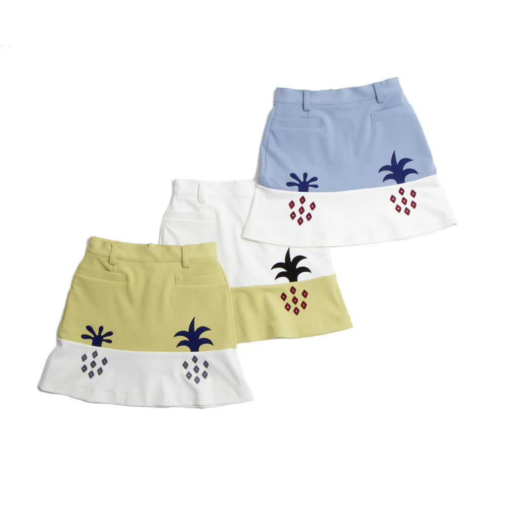 [6606] Pineapple skirt (40 %off)