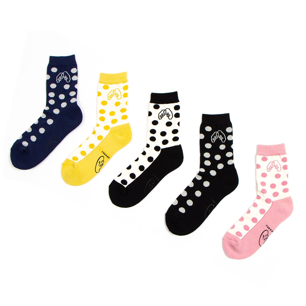 【90099】dot socks