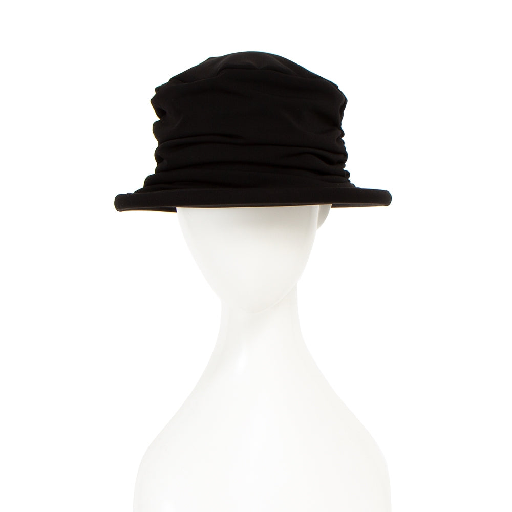 [HAT-389-BLK] hat with frame (30% OFF)