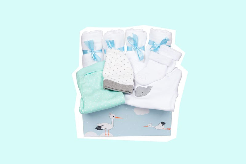"Baby Box | Special Edition | ""Kleiner Wal"""