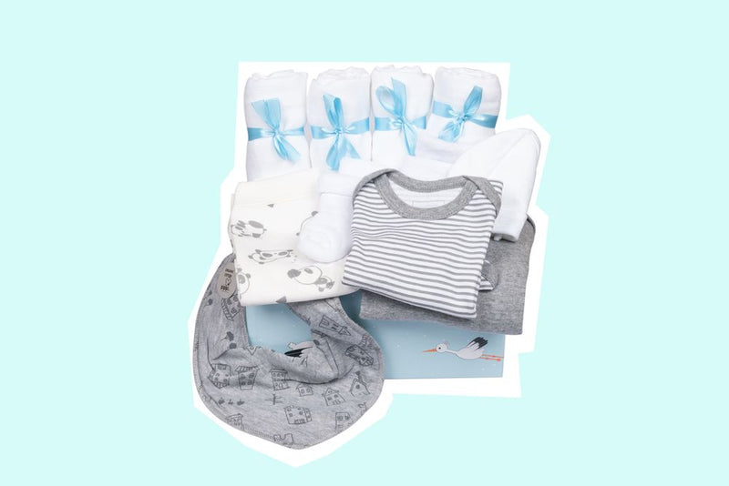 "Baby Box |Special Edition | ""Simply Grey"""