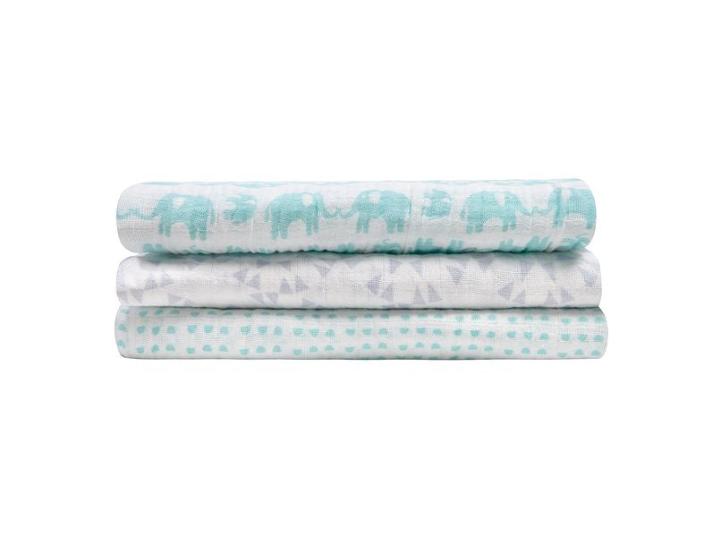 3x Swaddle Tuch Julius Zöllner