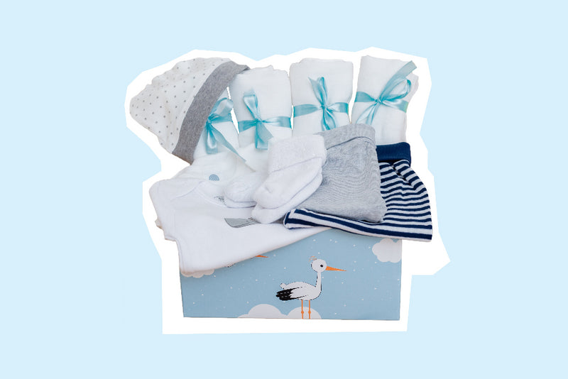 "Baby Box Small | ""Jungen Classic"""