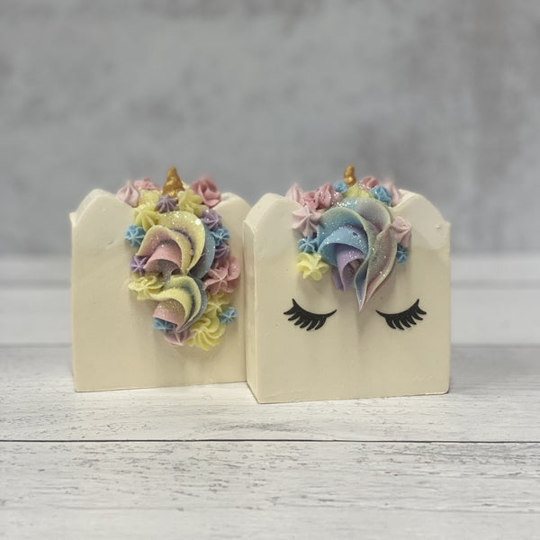 Unicorn Three Butter Coconut Milk Soap