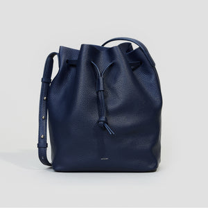 GROSSE BUCKET BAG | NAVY