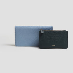 PORTEMONNAIE CLOUDY BLUE | JUNGLE