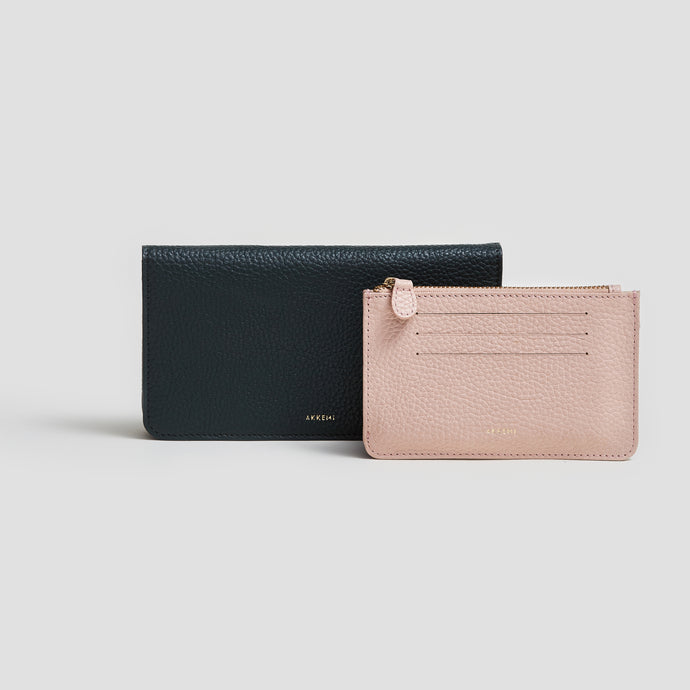 PORTEMONNAIE JUNGLE | BLUSH