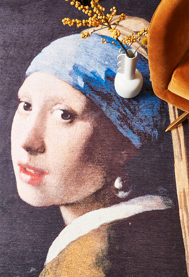 Momo Rugs - Dutch Masters - Girl with Pearl