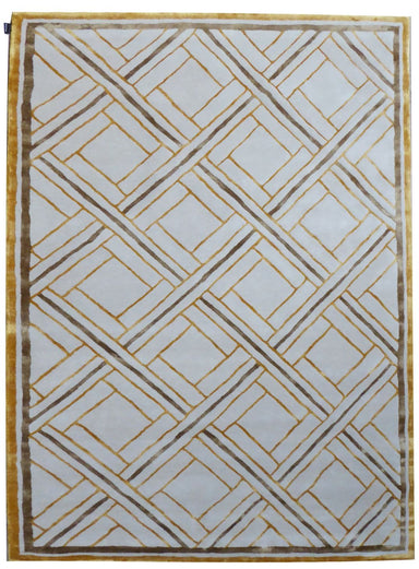 Angelo Rugs vloerkleed - London Beige Gold