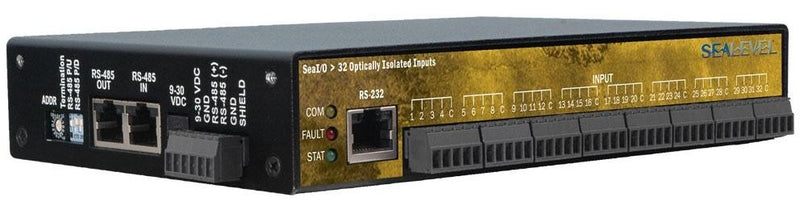 SeaLevel Boîtiers E/S - Multi-Interfaces Multi I/O - Matlog