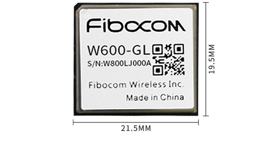 WG600 - Modules Combo Wifi a,b,g,n & ac / Bluetooth 5.1 - Matlog