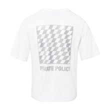 Load image into Gallery viewer, White Reflective T-shirt