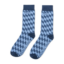 Load image into Gallery viewer, Blue PXL Socks