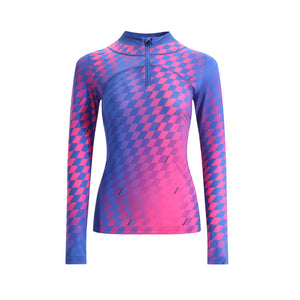 PXL Zip-up Sports Top