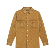 Load image into Gallery viewer, Detachable Sleeve Quilted Jacket