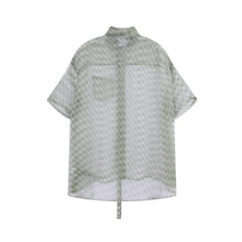 Load image into Gallery viewer, PXL Silk Organza Shirt
