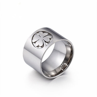 Stainless Steel Tree of Life Rings For Women