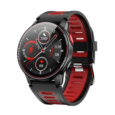smart watch fitness tracker heart rate monitoring