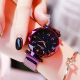 Women watch Elegant Magnet Fashion