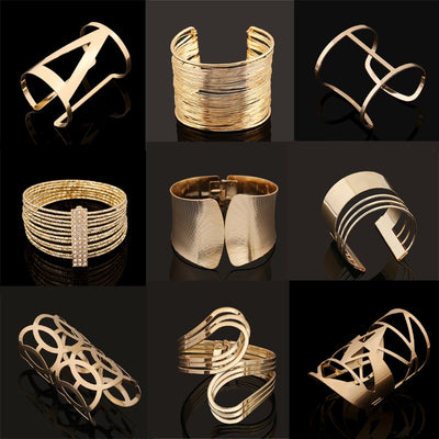 Fashion Metal Women Bracelets