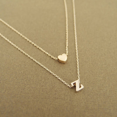 Fashion Double layer Necklace