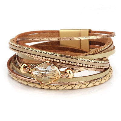 Gold Color Jewelry Bracelet