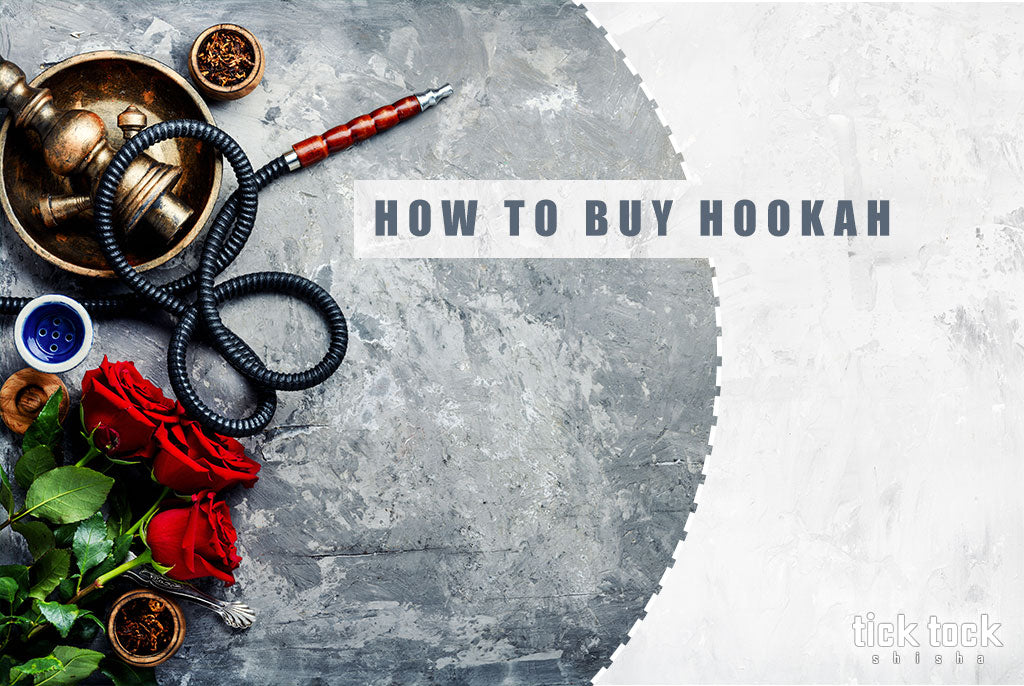 how to buy hookah