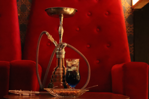 Hookah With Soft Drink