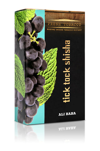 ALI BABA-Grape Mint - Tick Tock Shisha USA
