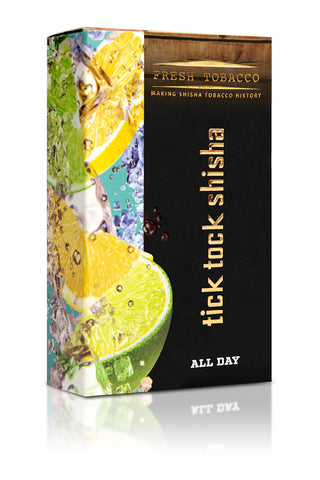 ALL DAY-Ice Lemon Lime - Tick Tock Shisha USA