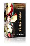 CABALLERO-Ice Double Apple Liquorice - Tick Tock Shisha USA