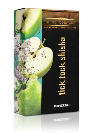 IMPERIAL-Ice Green Apple - Tick Tock Shisha USA
