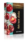 RED SATIN-Ice Cherry - Tick Tock Shisha USA
