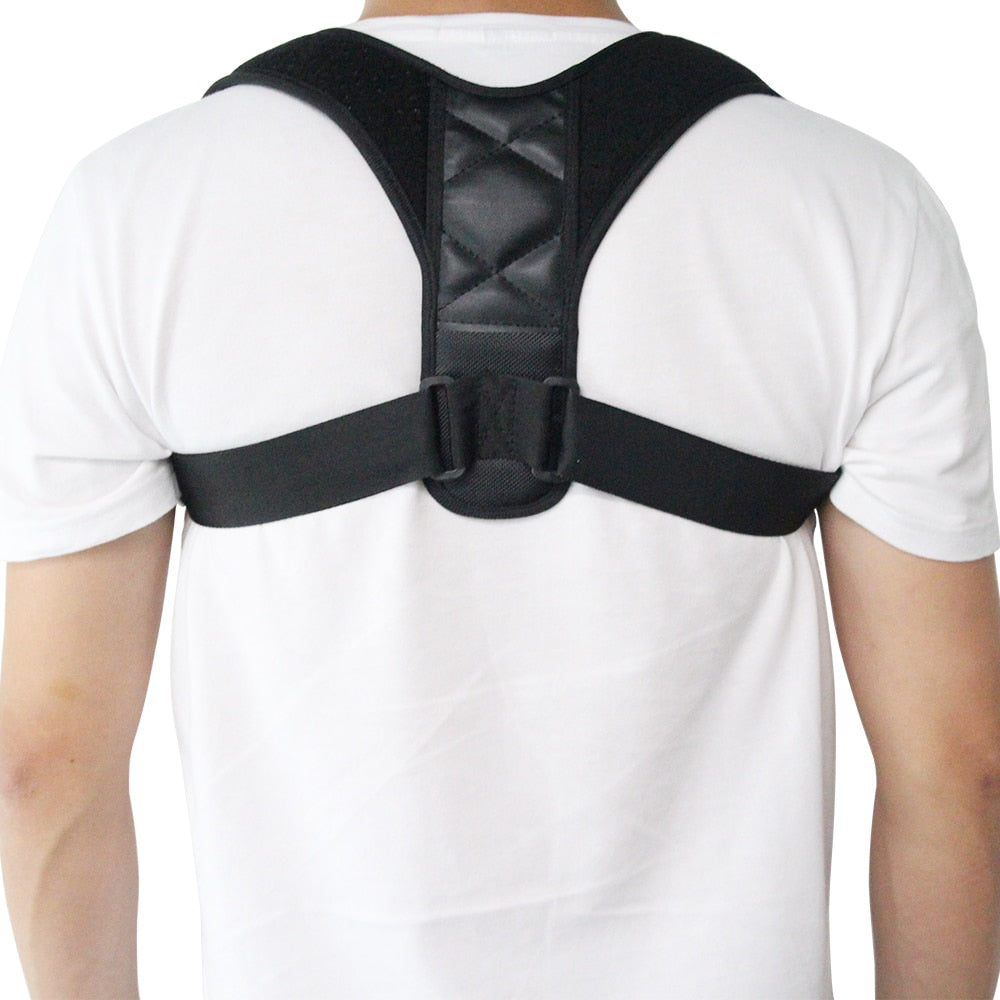 Adjustable Posture Corrector & Back Support Brace