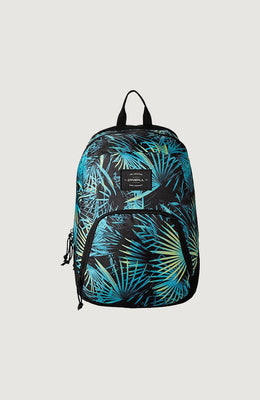 MOCHILA -BM WEDGE  BACKPACK - BLACK/GREEN - VERANO 2019