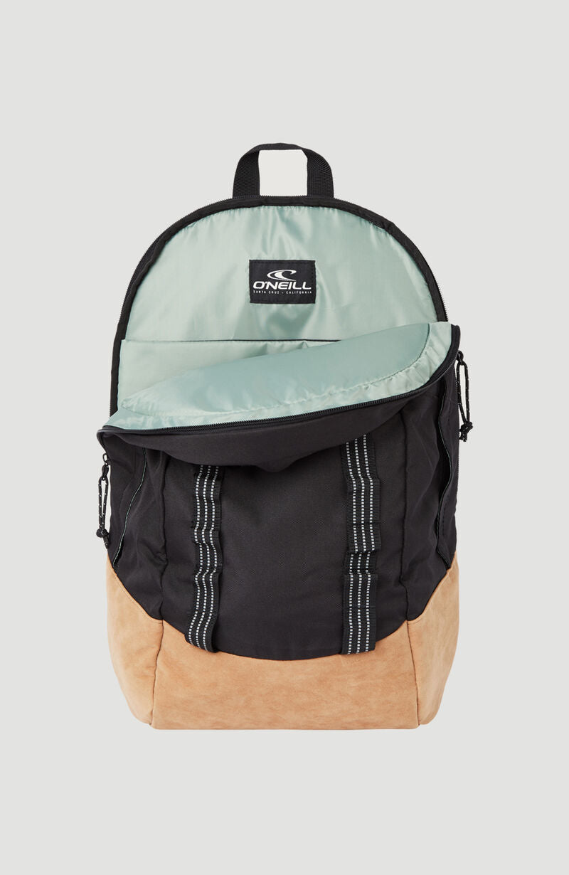 MOCHILA - BM ROUNDED BACKPACK 30L - BLACK OUT - INVIERNO 2020